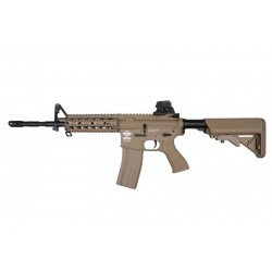 G&G CM16 Raider M4 RIS airsoft rifle (DE)