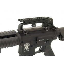 RIS rail for M4, M16, AR-15 Carry Handle Sight Rail