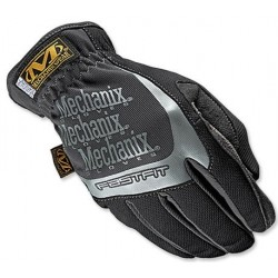 Mechanix Wear Gloves, Fastfit, Black, Combat Gear
