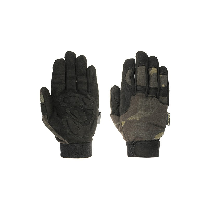 TACTICAL CAMOUFLAGE GLOVES Select Size - MB