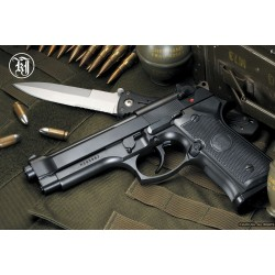 KJW Beretta M9 Full Metal