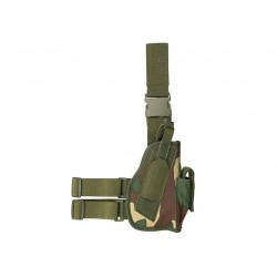 DROP LEG HOLSTER - WOODLAND