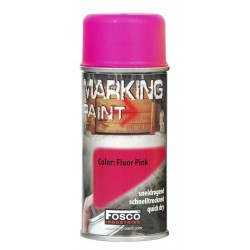 SPRAY FLUOR PINK PAINT 150 ML.