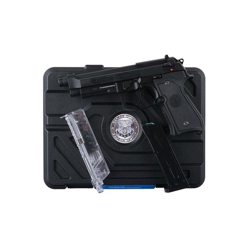 G&G Beretta M92 Full Metal, GBB Pistol GPM92