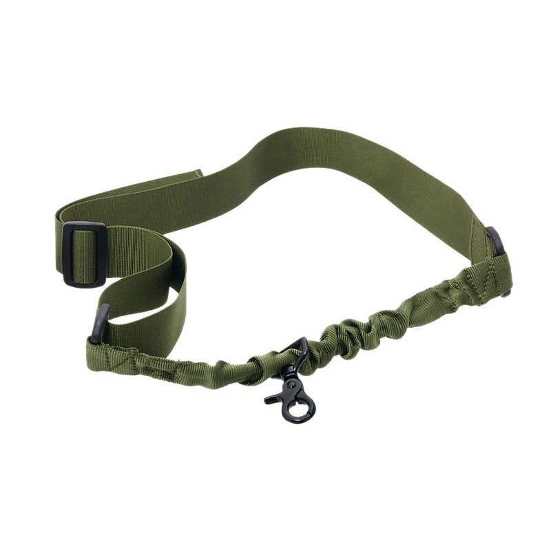 Elastic Bungee Snap Hook CQB Rifle Sling OD