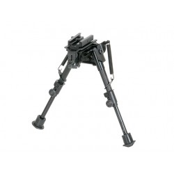 ADJUSTABLE BIPOD WITH RIS...