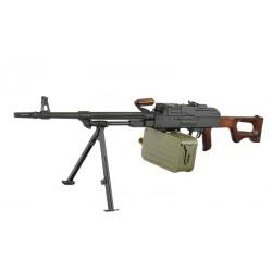 PK MACHINE GUN - FULL METAL...