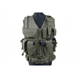 KAM-39 Tactical Vest - OD