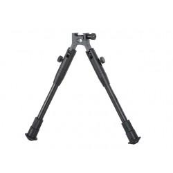 Tactical 8-10 inch Picatinny Rail type Bipod