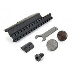 CYMA M14 Full Metal Scope Mount Base Rail