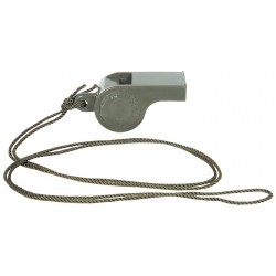 Mil-Tec® US G.I. style whistle olivgreen