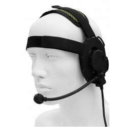 Z Tactical Bowman EVO III Doulbe Side Headset (Black)