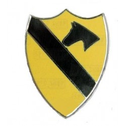 Badge Cavalry US