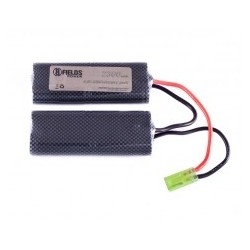 Battery NiMH 2300mAh 9,6V - mini modular type 8FIELDS