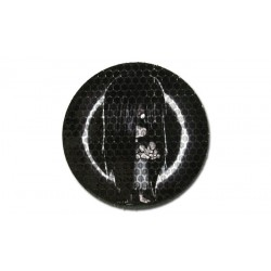 Reflective patch DARK LITTLE GIRL