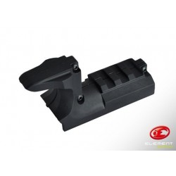 Element Pistol Flashlight Mount HI-CAP (BK)