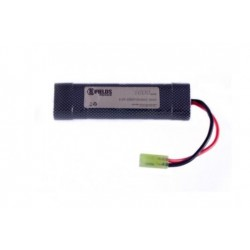 Battery NiMH 1600mAh 9.6V - mini SF [8FIELDS]