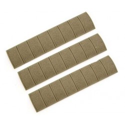 Element XT Rail Panel Covers 3pcs Tan