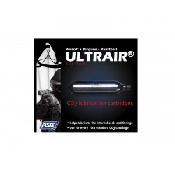 Co2 lubrication cartridges, ULTRAIR, BOX (5pcs)