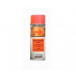FOSCO Camouflage Spray Paint - Fluor Red-Orange