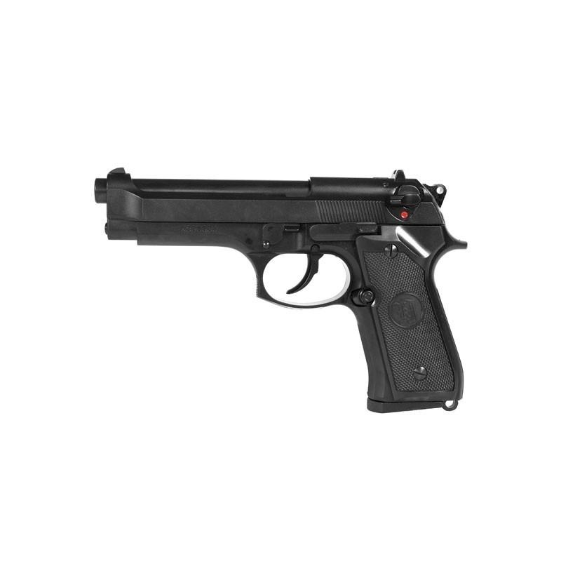 KJW ASG Beretta M9, Full Metal, Airsoft pistol