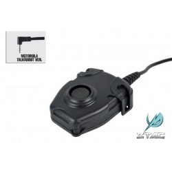 Z Tactical Peltor Headset Cable & PTT Motorola